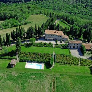 Villa Il Poggio Dei Cipressi