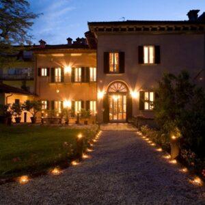 Palazzo Torriani Historic Home of Tuscany