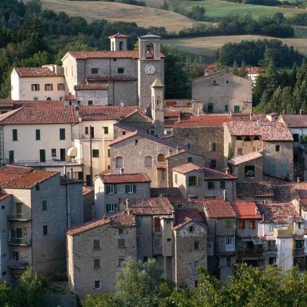 Portico e San Benedetto